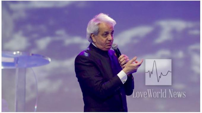 Pastor's Conference With Benny Hinn And Oyakhilome: Highlights (Photos)
