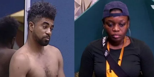 Nigerians Blast Bisola For Calling Tboss White Witch Over Kemen