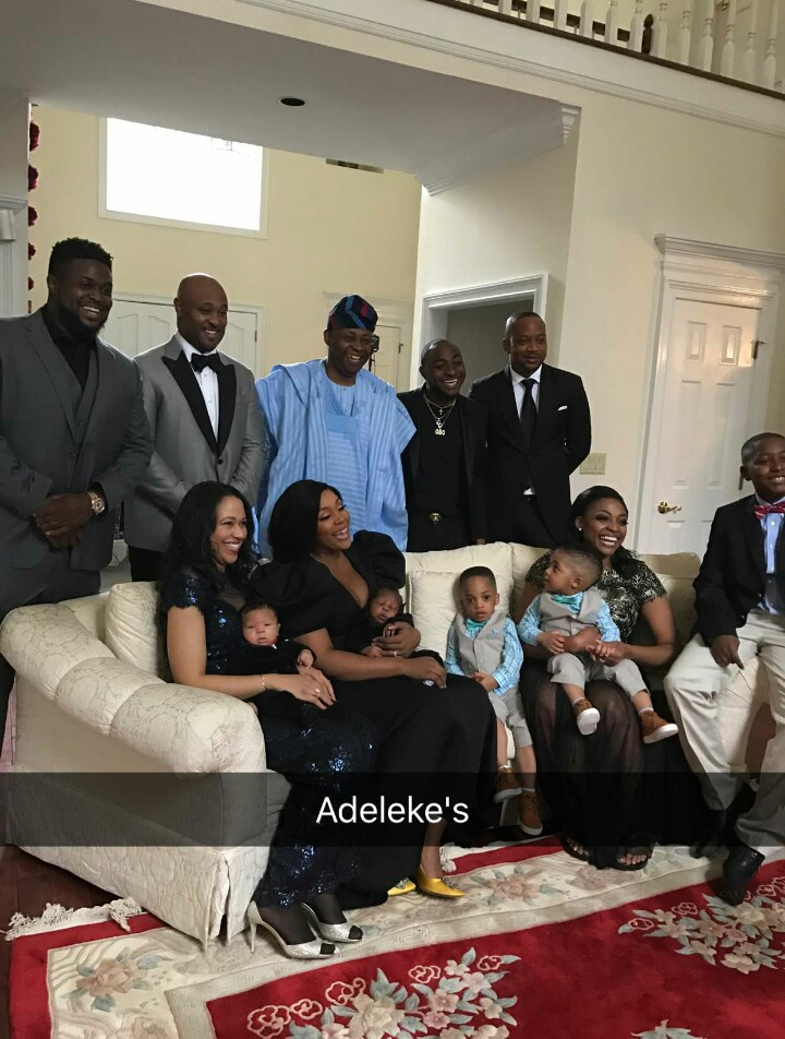 Deji Adeleke Buys 2017 Bentley & A Mansion In Atlanta As His