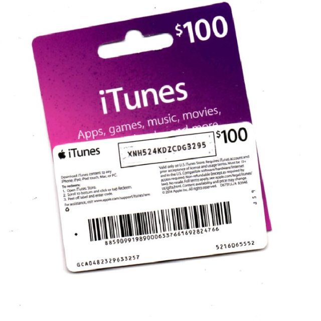how to buy music on itunes after redeeming gift card