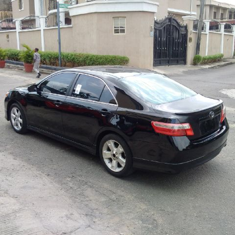 2008 model toyota camry sportz toks autos nigeria. Black Bedroom Furniture Sets. Home Design Ideas