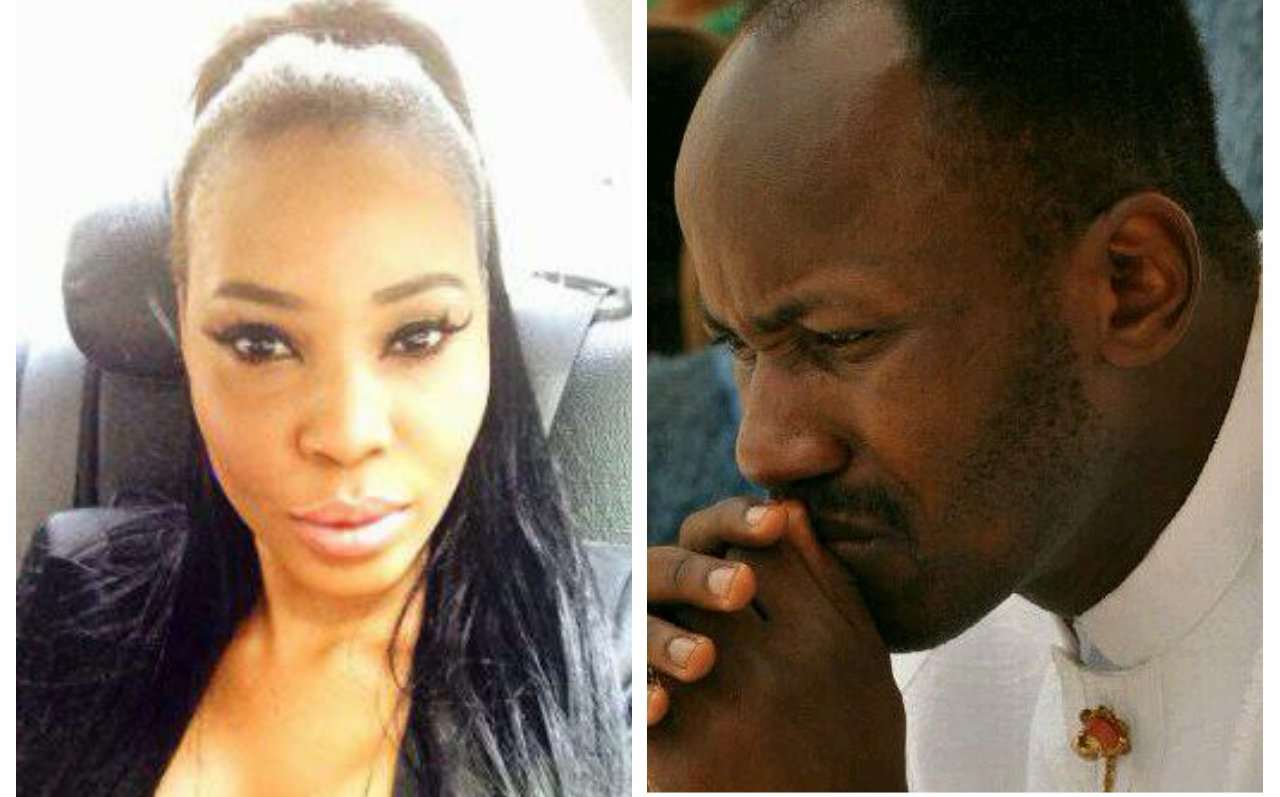 Apostle Suleman Reacts
