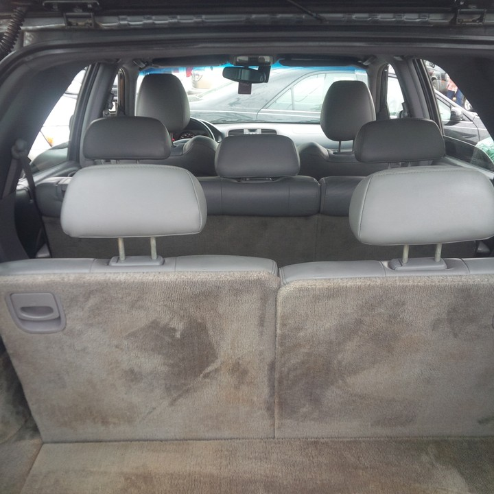Super Clean Registered 2005 Acura MDX (3rows Seater