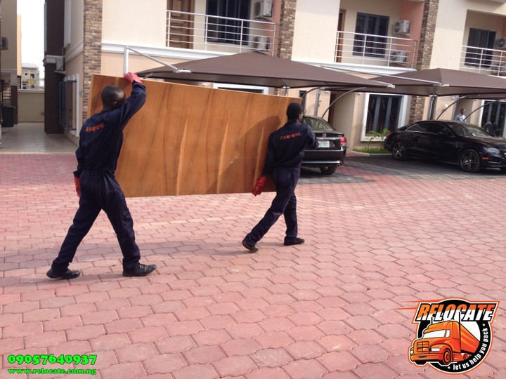how to move house without stress