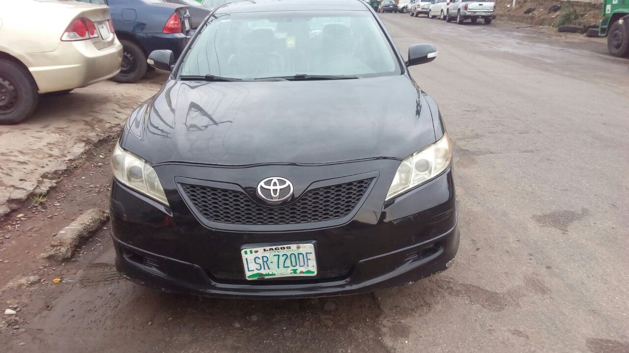 2007 toyota camry sport autos nigeria. Black Bedroom Furniture Sets. Home Design Ideas