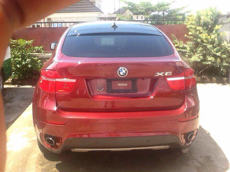 Fairly Used Bmw X6 For Just 8m Autos Nigeria