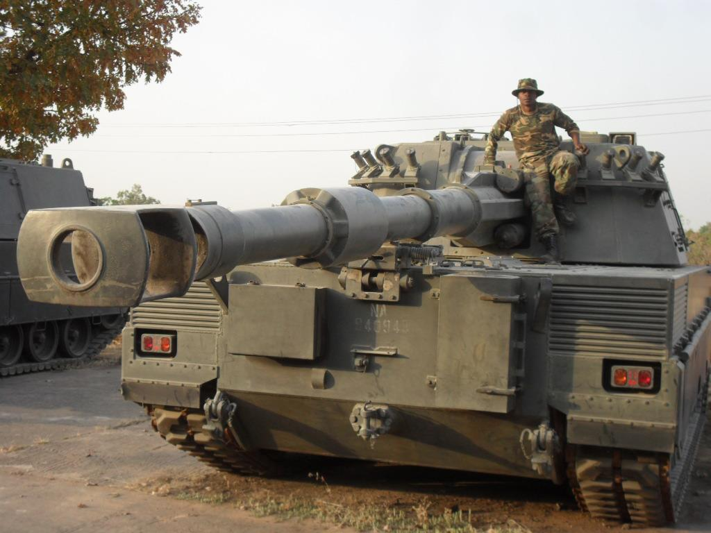 Image result for nigerian army weapons