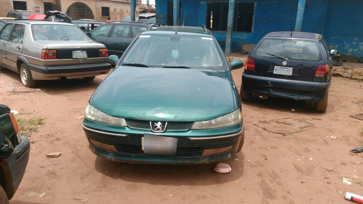 Neatly Used Peugeot 406 Station Wagon In Benin City