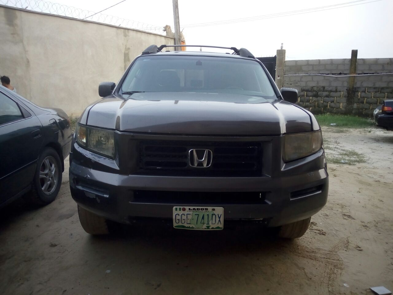 i have a honda ridgeline suv for sale very rugged and powerfull truck autos nigeria. Black Bedroom Furniture Sets. Home Design Ideas