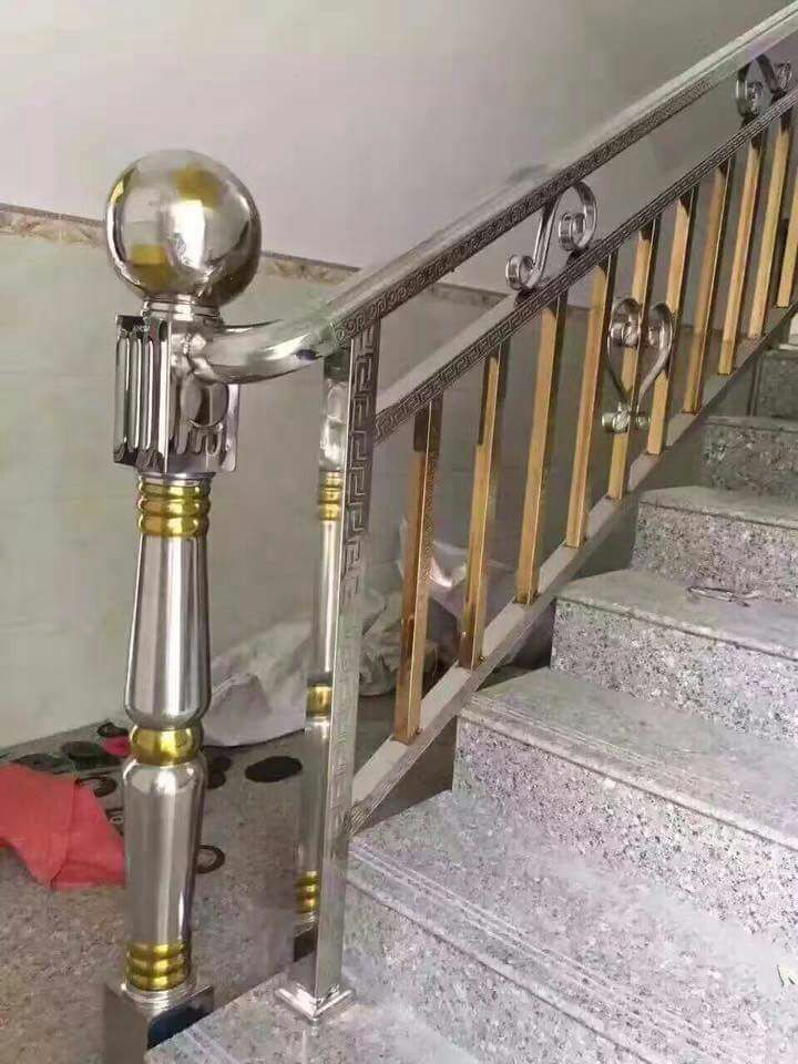 Unique And Beautiful Stainless Steel Railing Designs By ...