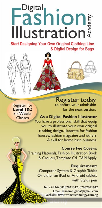 List Of Top Fashion Design Training Schools In Nigeria Fashion Clothing Market Nigeria