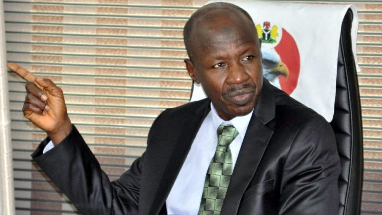 What Magu Told Buhari On SSS Allegations