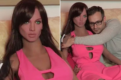 Photos Of The Artificial Sex Doll 'samantha', That Has Emotions And Loves Touch