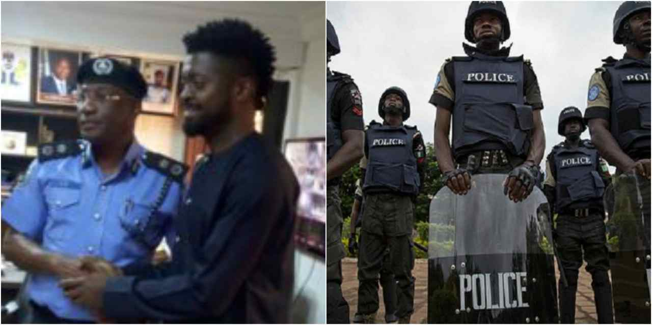 Basketmouth Promises Never To Crack Negative Jokes About The Nigerian Police Ag