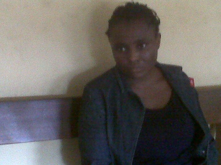 Woman Arrested After Stealing Charm Failed Her (photo)