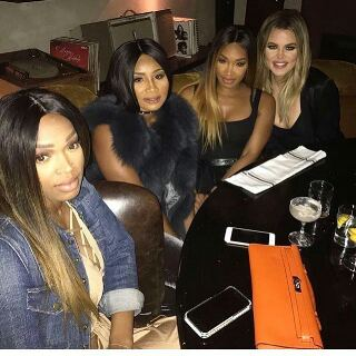 5027817 tmpcam1316706126 jpegea32a38d29fbcafc4b41f83e97de24cc - Oyo State Governor's Daughter Hangs Out With Khloe Kardashian