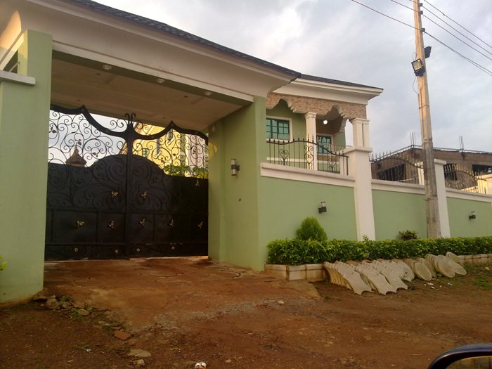 Fences And Gates In Pictures And Prices Properties 15