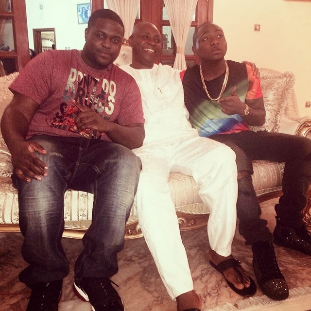 Davido, His Brother Wale Are Directors At His Father's