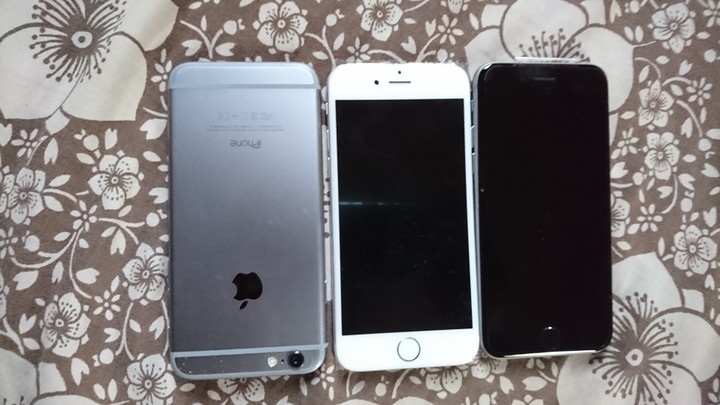 Iphone 6 Plus Silver 64gb 165k 16gb Space Grey 100k 5s Gold 65k All Items Tested And Working Perfect