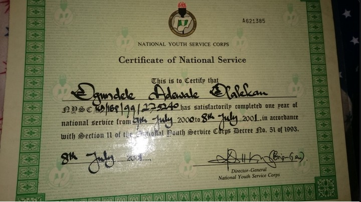 I Was In The Same Nysc Camp With Dino Melaye Man Shares