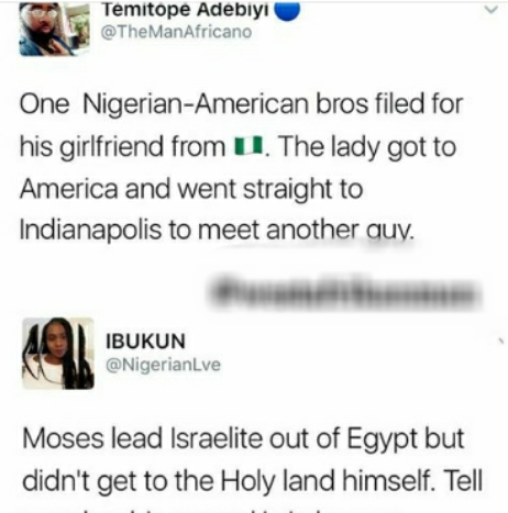 See This Funny Twitter Post Reply - Celebrities - Nigeria