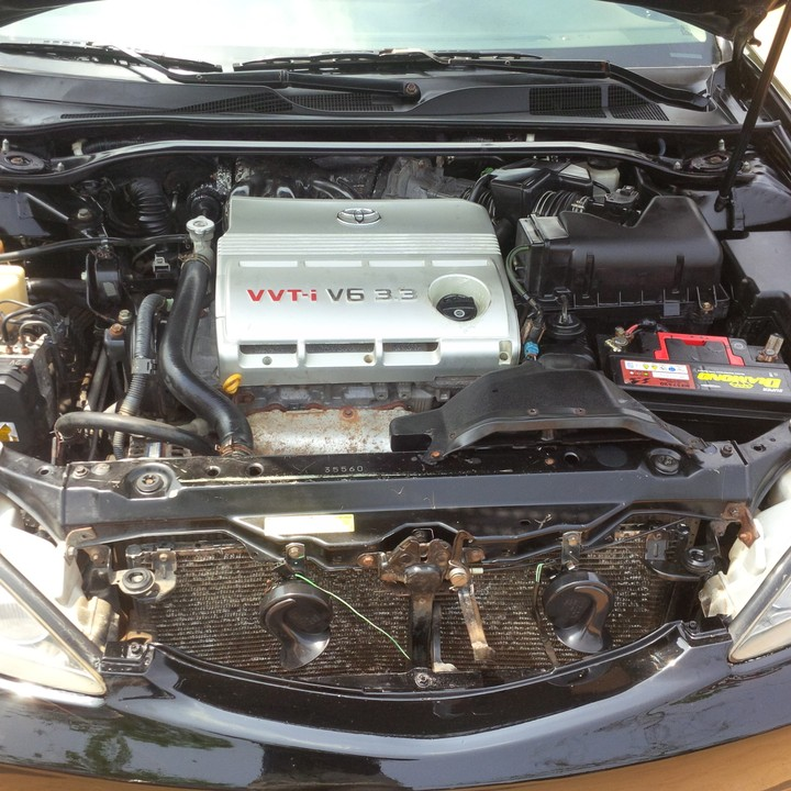 2005 Toyota Camry Transmission: 2005 Toyota Camry Registered For Sale Super Clean And