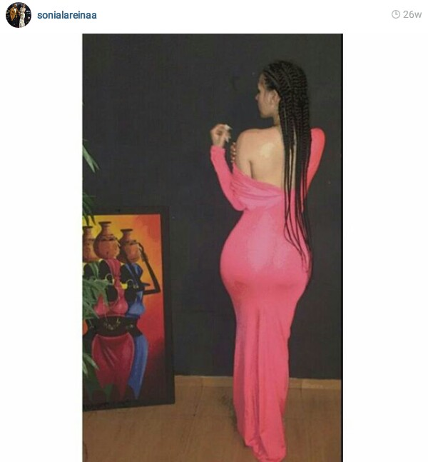 Sonia Ogbonna's Sexiest Instagram Posts Ever..Ik Ogbonna Is A Lucky Man!!