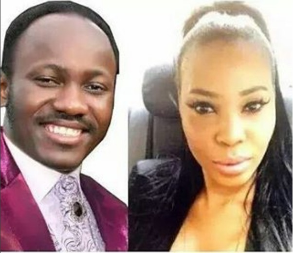 "Image result for ""I've Seen Your Nudes, You Agbero, Rat. I Curse You"": Ms Otobo Blasts Apostle Suleman"
