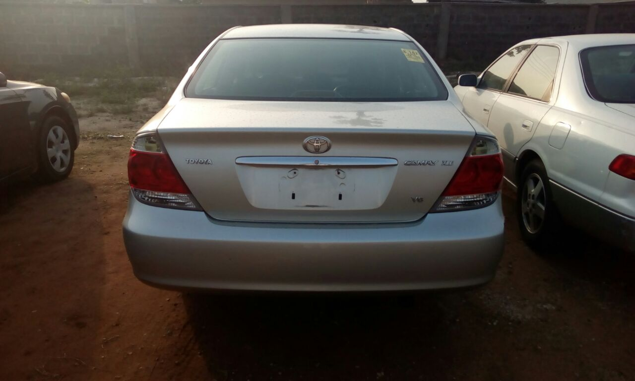lagos cleared 2006 toyota camry xle v6 autos nigeria. Black Bedroom Furniture Sets. Home Design Ideas