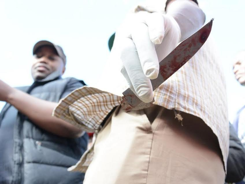 Kenyan Man Chops Off His Manhood & Throws It To Dog, Says It's Of No Use