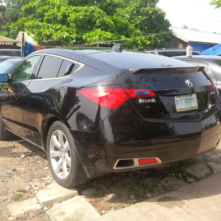 2011 Acura Zdx Registered For Sale Super Clean And Fresh