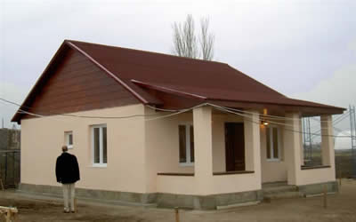 Award winning low cost housing technology launches in nigeria investors wanted properties - Low cost homes charming ...
