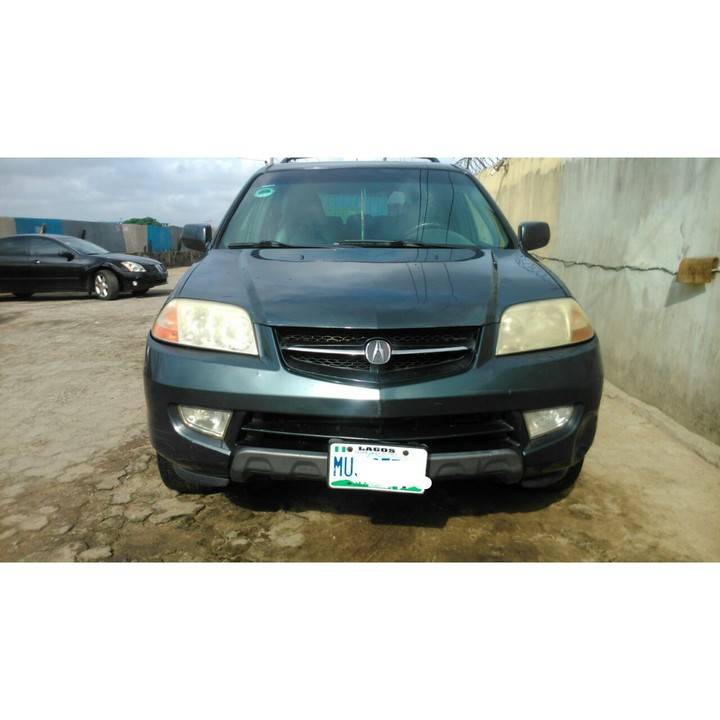 Extremely Clean 2004 Acura MDX @ N1.470m
