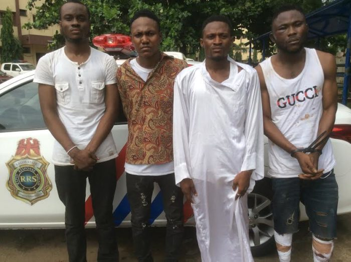 Police Arrests UNIBEN Graduate, 3 Others For Shooting Police, Robbing