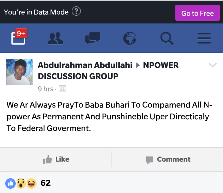Iwith This Kind Of English, I Doubt If All Npower