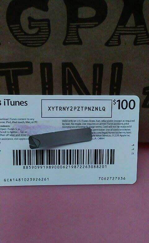 We Are Buying Itunes Card At The Rate Of 360 Dollar Nairaland