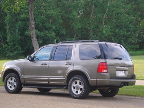 now in lagos!!!! 2002 ford explorer v8 engine 4.6 liters (limited