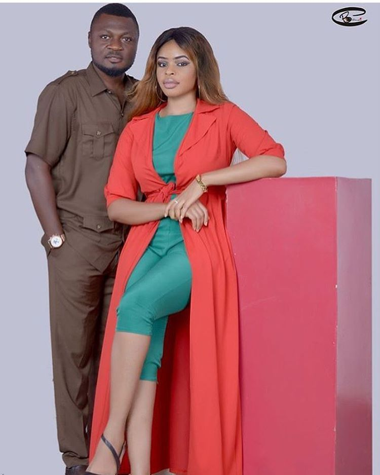 Celebrity Wedding Nollywood Movie: Check Out These Cute Photos From Nollywood Actor Prince