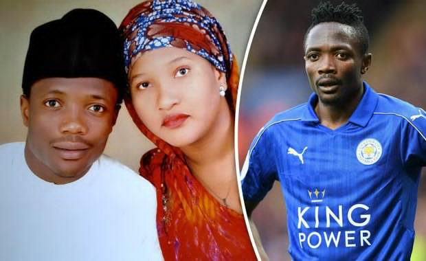 Ahmed Musa Released After His Arrest Over Wife Battery