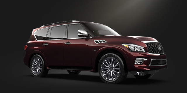 All New Infiniti Qx80 Suv Revealed Ahead Of New York Auto Show