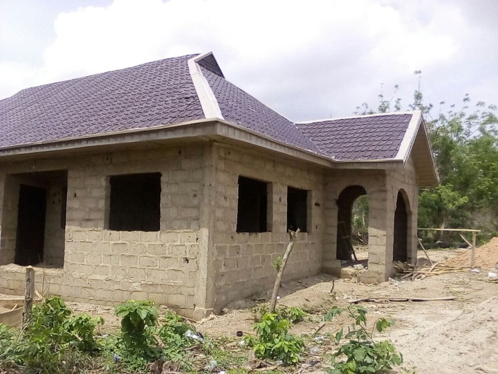 Cost of building foundation for a 4 bedroom bungalow in for Cost of building a 4 bedroom bungalow in nigeria 2017