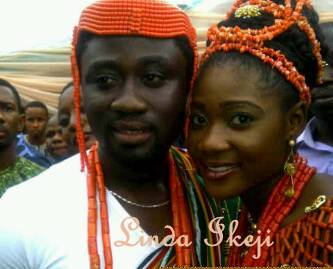 Some Pictures Of Mercy Johnson S Traditional Wedding Celebrities Nigeria