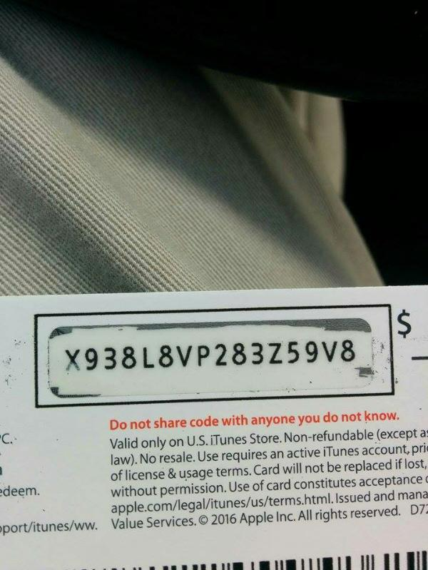 50$ itunes card codes