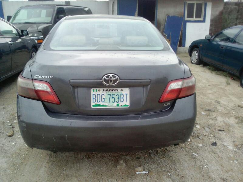 cheap toyota camry muscle forsale 1 8 autos nigeria. Black Bedroom Furniture Sets. Home Design Ideas