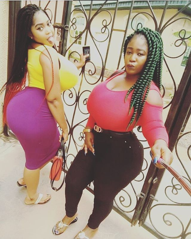 Photos Of Endowed Sisters Go Viral As