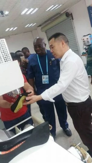 Abia State Secures $1.5B Deal From China Shoe Factory