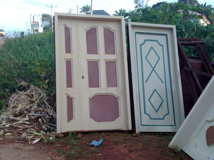 Pictures and prices of security doors properties nigeria for Door design nigeria