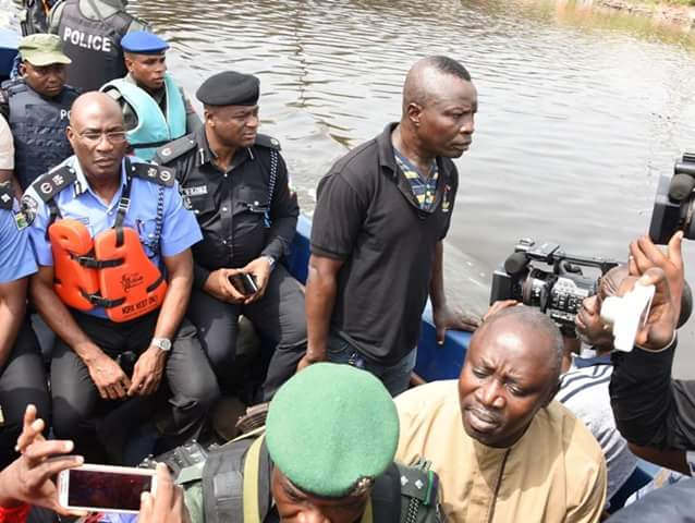 Lagos Police Demolish Criminal Hideouts In Ishawo Creeks,arrest 3 Kidnappers