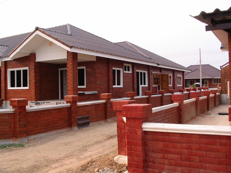 Is there a demand for brick houses in nigeria for Types of houses in kenya