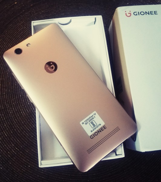 Gionee F103 Pro  The Best And Sexiest Gionee Ever - Phones - Nigeria